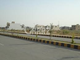 8 Marla Residential Land for Sale in Lahore DHA-9 Town