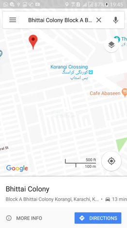 80 Square Yard House for Sale in Karachi Korangi