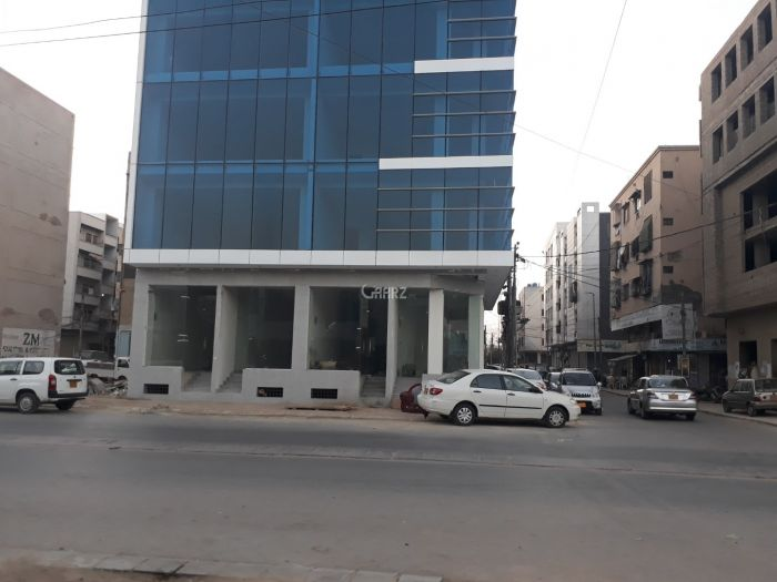 800 Square Feet Commercial Shop for Rent in Karachi DHA Phase-8