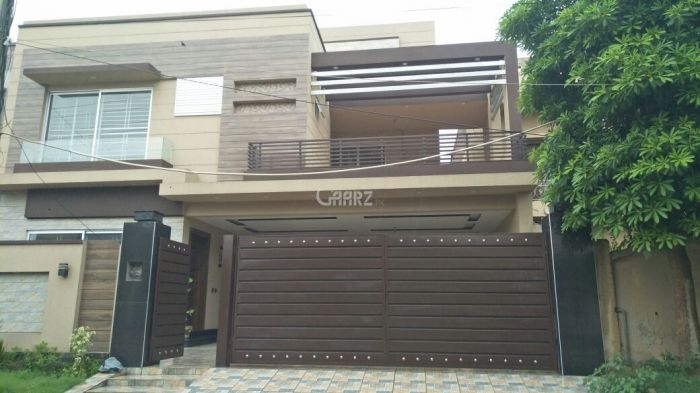 1 Kanal House for Sale in Lahore Valencia Block E