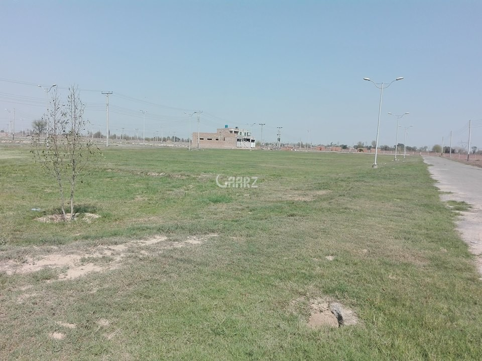 1 Kanal Plot for Sale in Karachi Precinct-17 Bahria Town