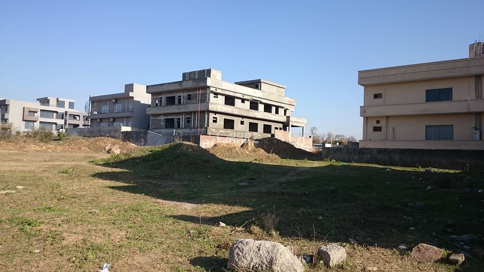 1 Kanal Residential Land for Sale in Lahore DHA Phase-8 Block S