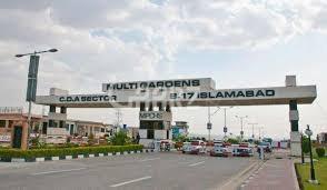 10 Marla Plot for Sale in Islamabad B-17 Multi Gardens