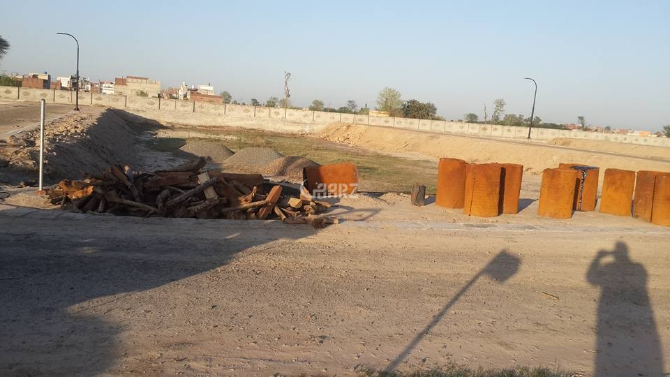 10 Marla Plot for Sale in Islamabad Gulberg Residencia