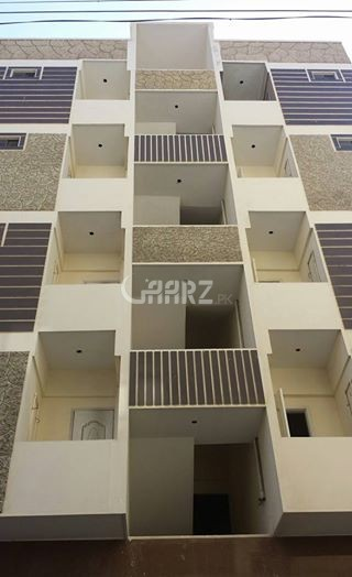10 Marla Apartment for Sale in Karachi Clifton Block-2