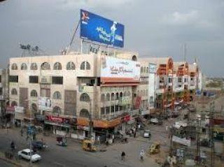 12.5 Marla Commercial Building for Rent in Rawalpindi Liaquat Bagh