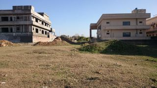 1.2 Kanal Residential Land for Sale in Lahore DHA Phase-4