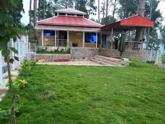 1.3 Kanal resort for Sale in Murree Patriata