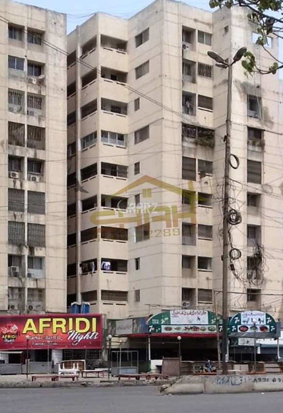 1650 Square Feet Apartment for Rent in Karachi Clifton Block-1