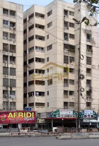 1650 Square Feet Apartment for Rent in Karachi Clifton Block-1