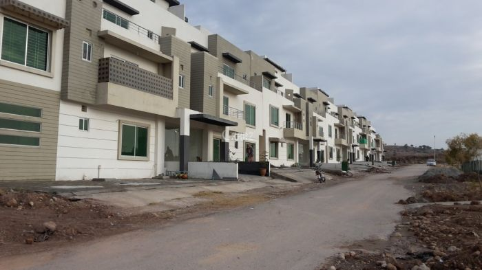 1760 Square Feet Apartment for Sale in Islamabad D-17 Margala View Housing Scheme