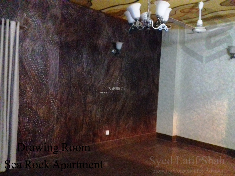 1800 Square Feet Apartment for Rent in Karachi Clifton Block-1