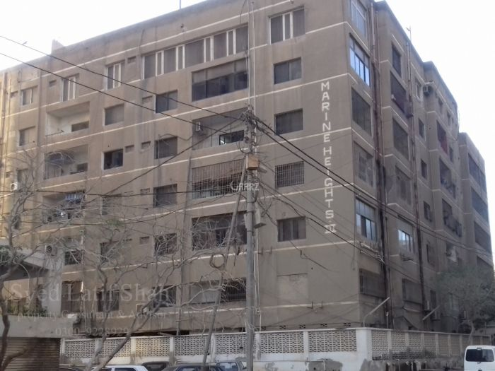2200 Square Feet Apartment for Sale in Karachi Clifton Block-2