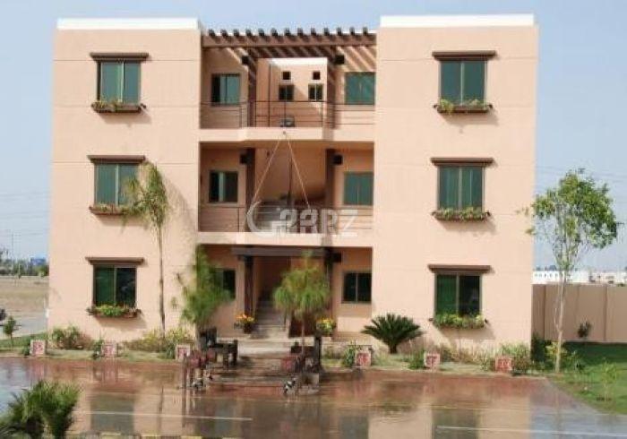 3 Marla Apartment for Sale in Karachi Shahbaz Commercial Area