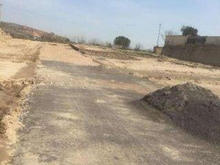 4 Marla Plot for Sale in Karachi Mda Scheme-1
