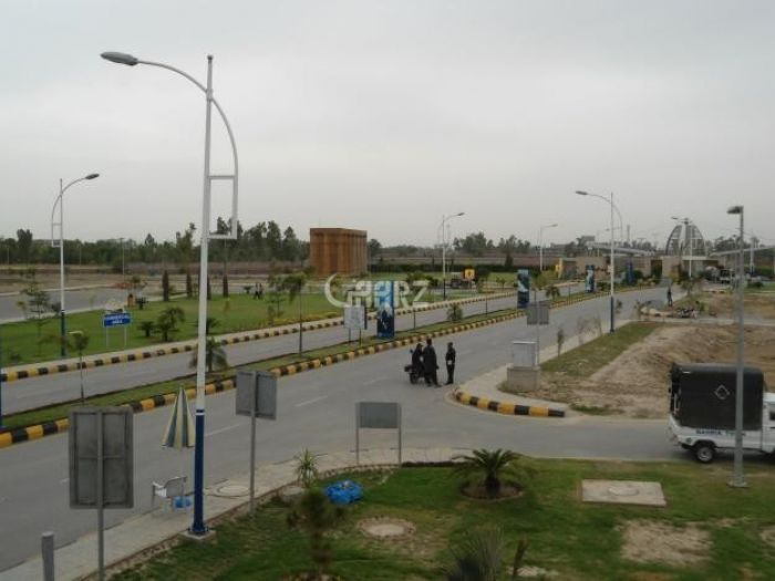 4 Marla Residential Land for Sale in Lahore DHA Phase-9 Prism