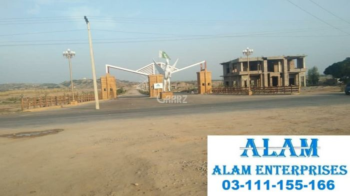 40 Marla Residential Land for Sale in Islamabad Green Oaks Agro Farm By Alam Enterprises