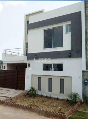4 Marla House for Sale in Karachi Shahbaz Commercial Area