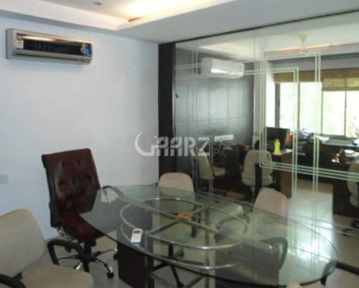 5 Marla Commercial Office for Rent in Karachi Shahbaz Commercial Area