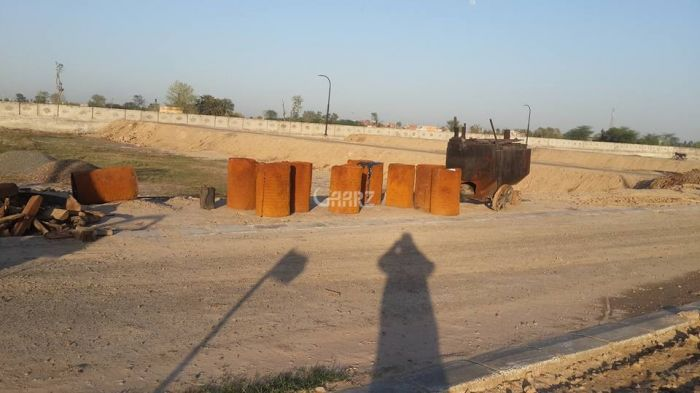 5.1 Marla Commercial Land for Sale in Rawalpindi Bahria Town Phase-7