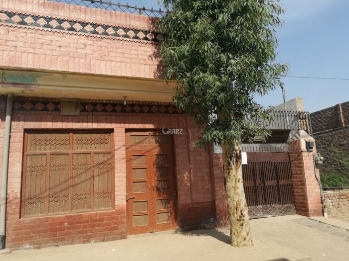 5 Marla House for Rent in Sargodha New Satellite Town