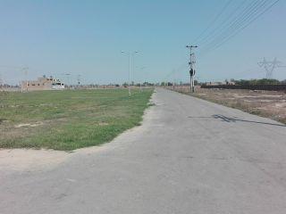 5 Marla Plot for Sale in Karachi Ali Block, Bahria Town Precinct-12