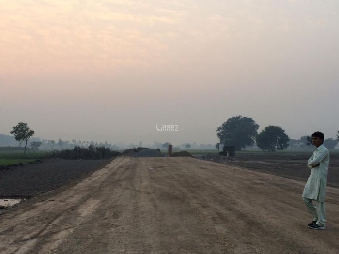 5 Marla Residential Land for Sale in Lahore Lahore