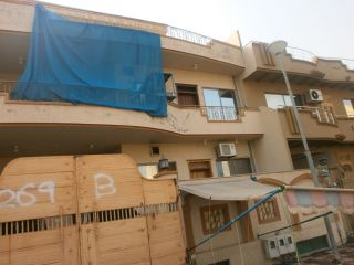 5 Marla Upper Portion for Rent in Lahore Cavalry Ground