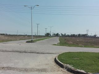 5.5 Marla Commercial Land for Sale in Karachi Bahria Midway Commercial