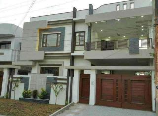 5.1 Marla House for Sale in Karachi Bahria Town Iqbal Villa Precinct-2