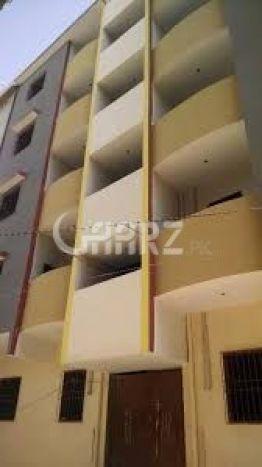 7 Marla Apartment for Sale in Karachi Gulberg Town,