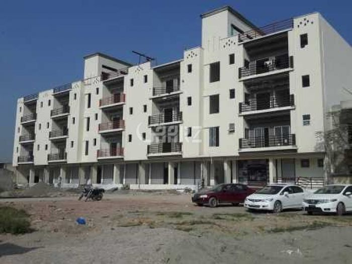 735 Square Feet Apartment for Sale in Islamabad Qutbal Town