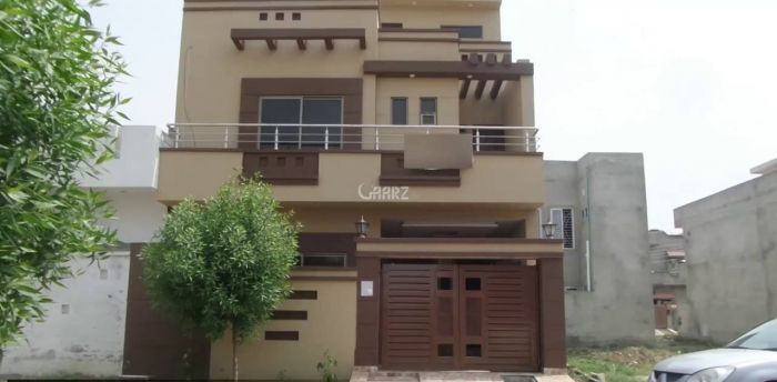 9 Marla House for Sale in Lahore Bankers Avenue