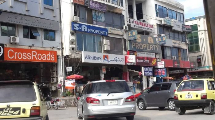 250 Square Feet Commercial Shop for Sale in Islamabad F-11 Markaz