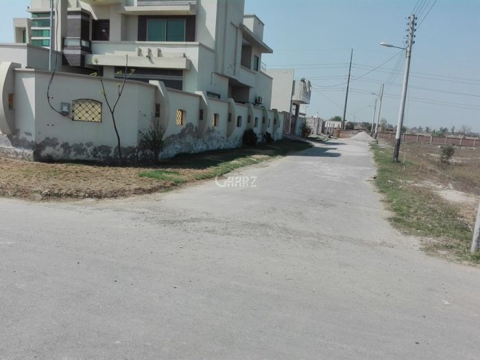 1 Kanal Residential Land for Sale in Lahore Cavalry Ground