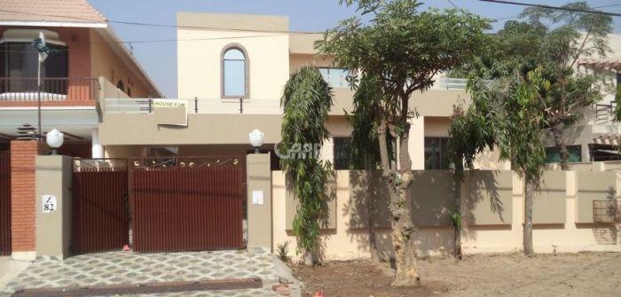 10 Marla House for Sale in Rawalpindi Afshan Colony