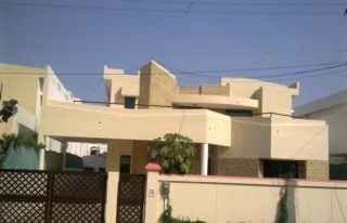 10 Marla Lower Portion for Rent in Islamabad National Police Foundation,