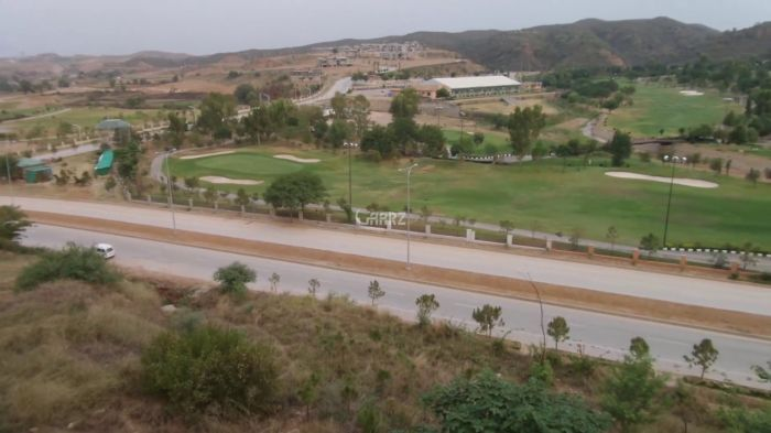10 Marla Residential Land for Sale in Rawalpindi Bahria Garden City