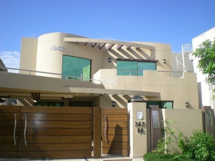 12 Marla House for Sale in Lahore Phase-1 Block D