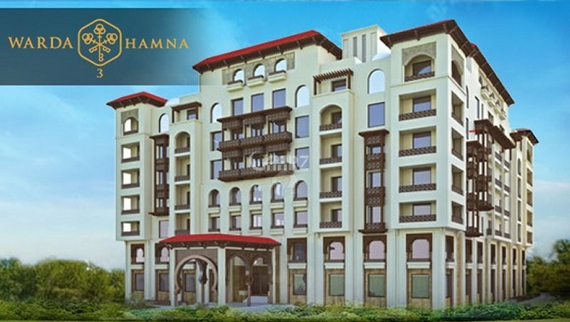 1620 Square Feet Apartment for Sale in Islamabad G-11-3