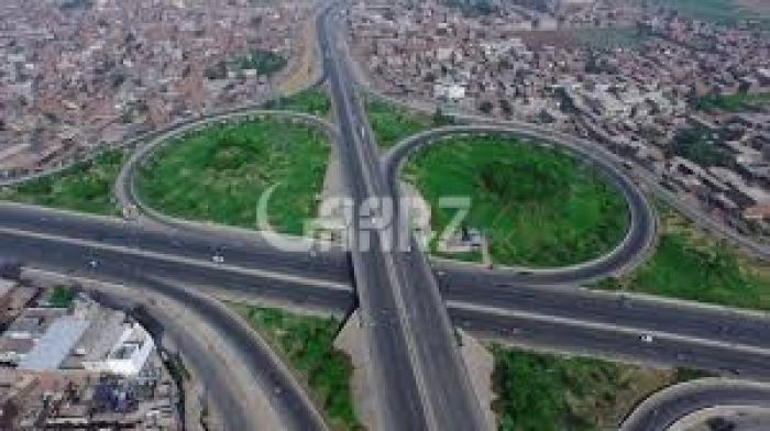 17 Marla Agricultural Land for Sale in Lahore Saggian
