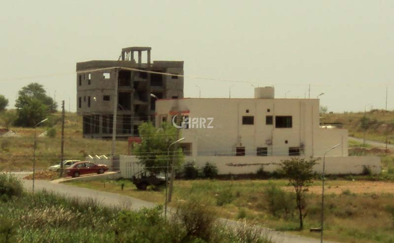 17 Marla Plot for Sale in Karachi DHA Phase-4