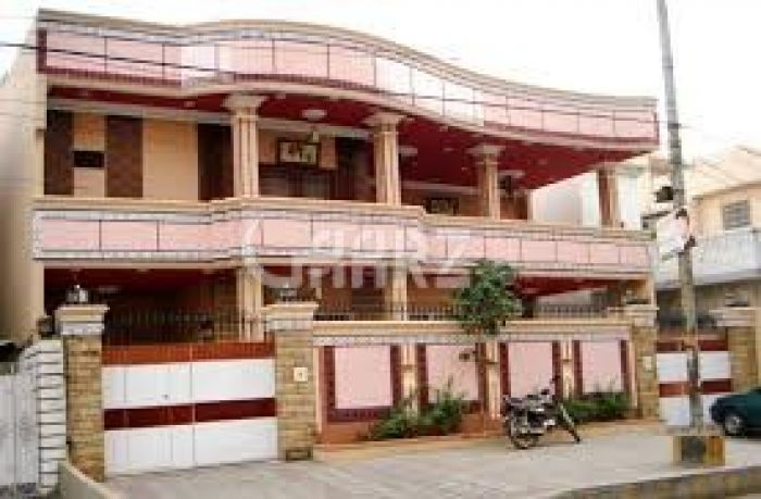 2 Kanal House for Sale in Lahore Garden Town Ahmed Block