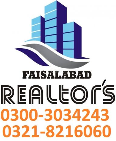 270 Square Feet Commercial Shop for Rent in Faisalabad Katchery Bazar