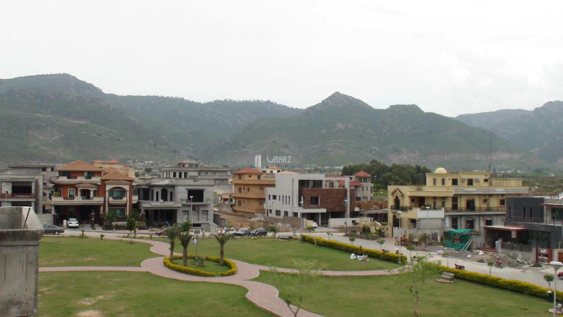 3 Marla Commercial Land for Sale in Lahore Al-kabir Town