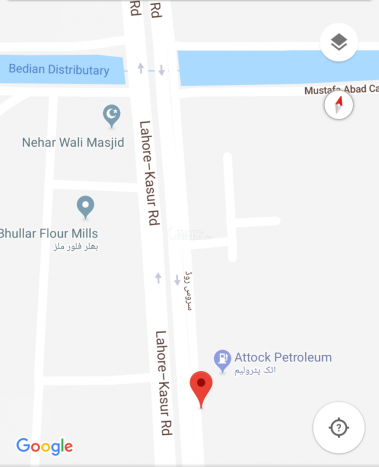 32 Kanal Commercial Land for Sale in Lahore Ferozepur Road