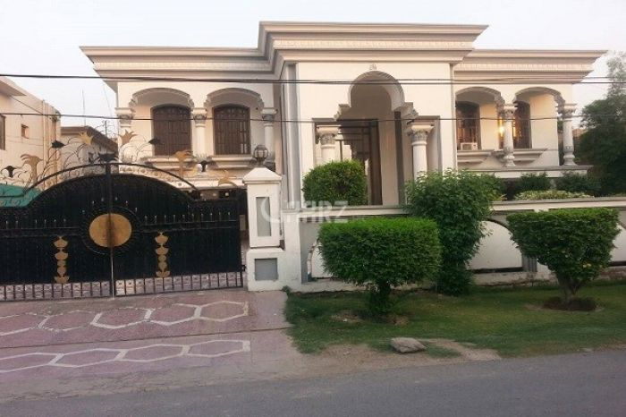 4 Kanal House for Sale in Lahore Garden Town Ahmed Block