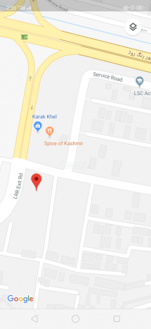 4 Marla Plot for Sale in Lahore Bankers Housing Society Block A