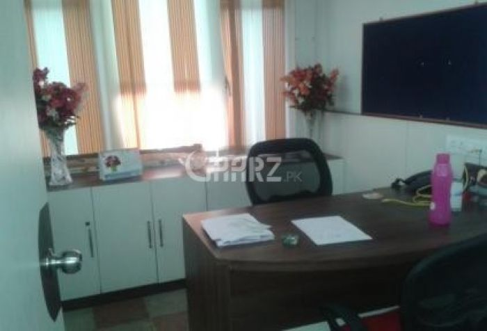4 Marla Commercial Office for Rent in Islamabad Silver Oaks Apartments