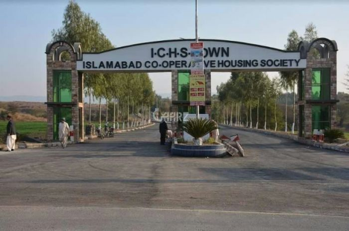 5 Marla Residential Land for Sale in Islamabad 5 Marla Plot In Ichs Town , Investor Price And Ideal Location